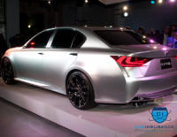 Lexus looks to the future with LF-Gh grand touring sedan concept