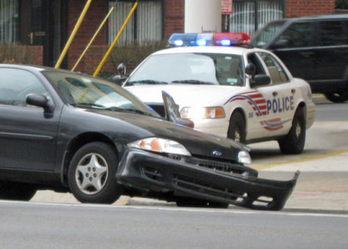 Dealing with crashes can be stressful events.
