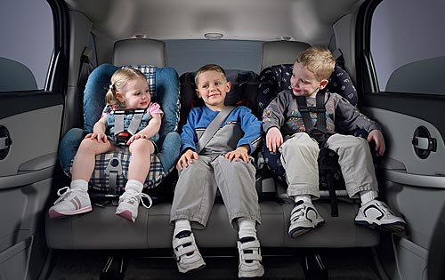 Keeping kids safe in the car is a concern for every parent.
