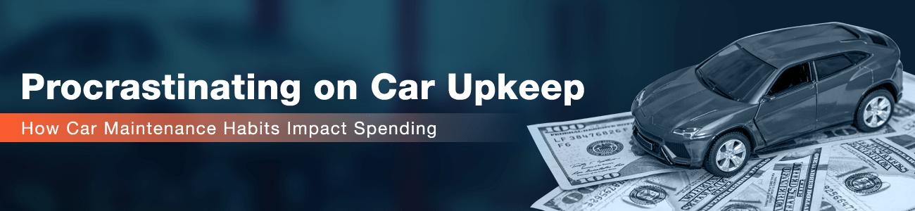 header vehicle upkeep expenses