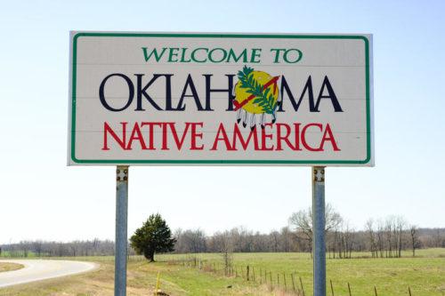 Welcome to Oklahoma Sign, Native America